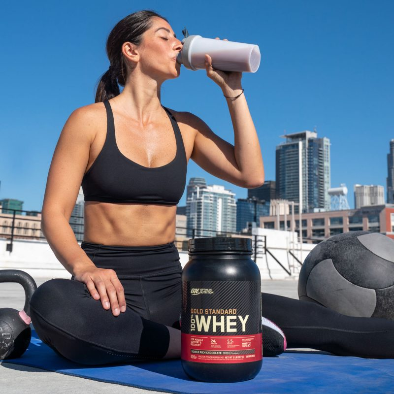 Nutrition Whey Protein